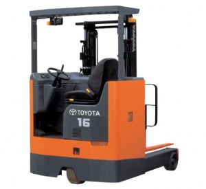 Used & Reconditioned Forklifts